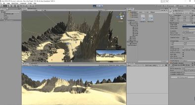 Игра на Unity3D